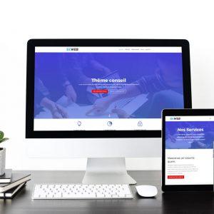 Site internet - Activité conseil - Strasbourg