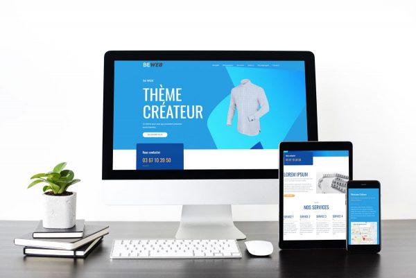 Site internet créateur Strasbourg